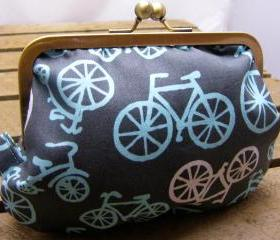 6' Fabby Purse - Bicycle